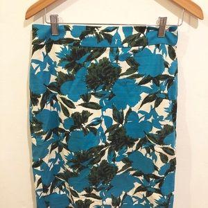 Jcrew No 2 Pencil Skirt